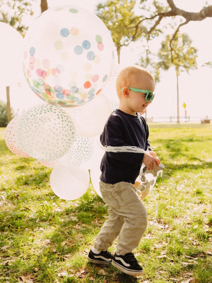 """Солнцезащитные очки Babiators Navigator """"Тропический зеленый"""""""