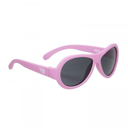 """Детские солнцезащитные очки Babiators Original Aviator """"Розовая принцесса"""""""