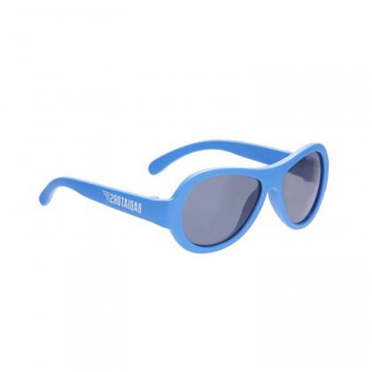 """Детские солнцезащитные очки Babiators Original Aviator """"Настоящий синий"""""""