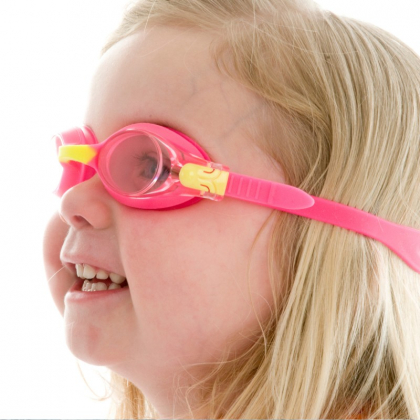 Очки для плавания Розовые