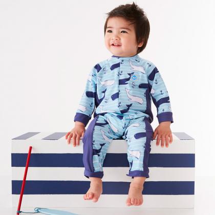 """Солнцезащитный костюм для малышей Splash About """"Китенок"""""""