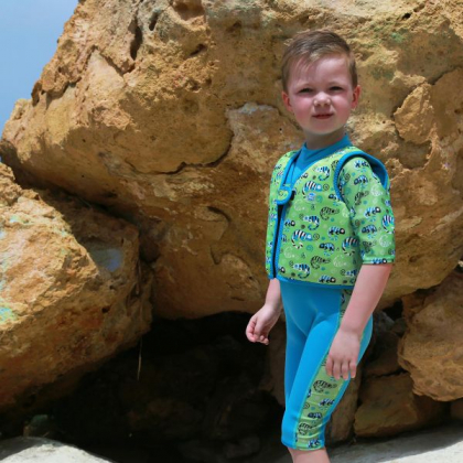 """Детский жилет для плавания Splash About """"Геккон"""""""