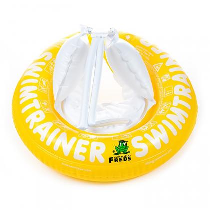 """Надувной круг для плавания Swimtrainer желтый""""Classic"""""""