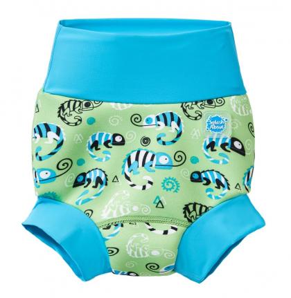 Плавки-подгузник Splash About Happy Nappy «Геккон»