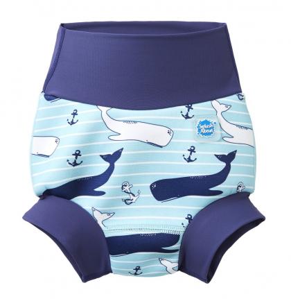 Плавки-подгузник для малыша Splash About Happy Nappy «Китёнок»