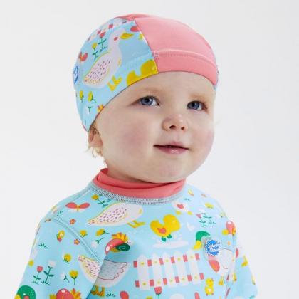 """Детская шапочка для плавания Splash About """"Утята"""""""