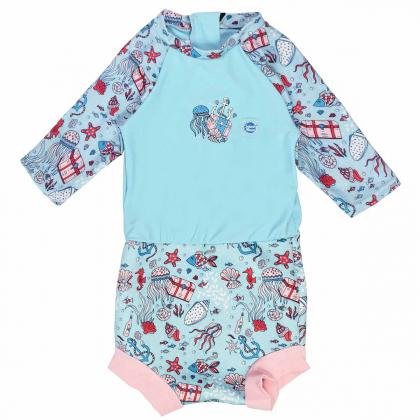 Детский солнцезащитный комбинезон-подгузник Splash About