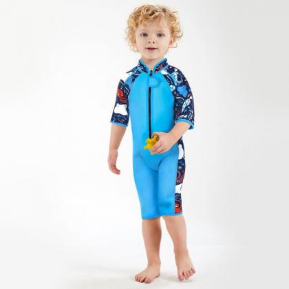 """Детский гидрокостюм сёрферский Splash About """"Подводный мир"""""""