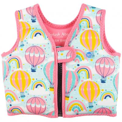 """Жилет для плавания Splash About """"Розовые воздушные шары"""""""