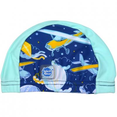 """Шапочка для плавания Splash About """"Голубые воздушные шары"""""""