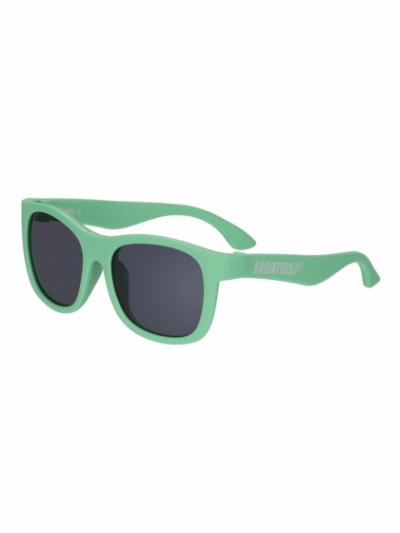 """Детские солнцезащитные очки Babiators Navigator """"Тропический зеленый"""""""