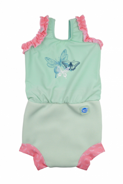 "Купальник-подгузник Splash About Happy Nappy ""Стрекозы"""