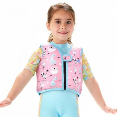 """Детский жилет для плавания Splash About """"Розовые джунгли"""""""