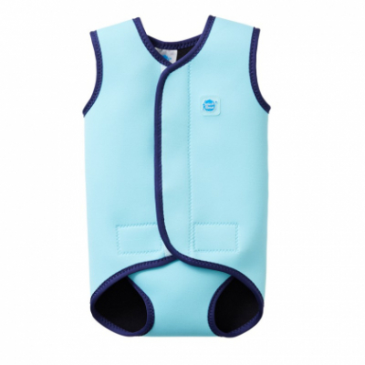 """Детский гидрокостюм-обёртыш Splash About """"Голубой"""""""