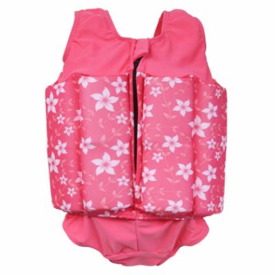 """Детский купальник-поплавок Splash About """"Розовый сад"""""""