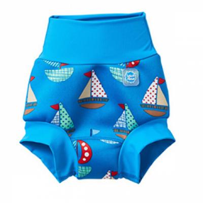 Плавки-подгузник Splash About Happy Nappy «Кораблики»