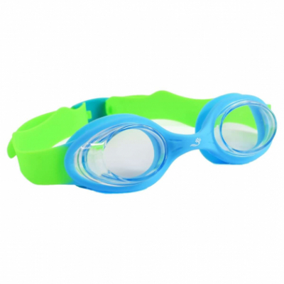 Детские очки для плавания Splash About Сине-зеленые (2-6 лет)