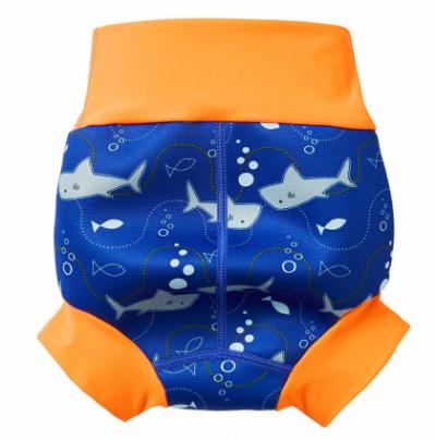Плавки-подгузник Splash About Happy Nappy «Акулёнок»