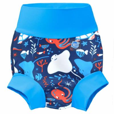 Плавки-подгузник Splash About Happy Nappy «Подводный мир»