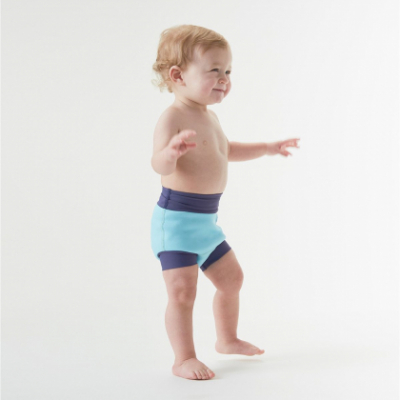 Плавки-подгузник Splash About Happy Nappy «Синий»