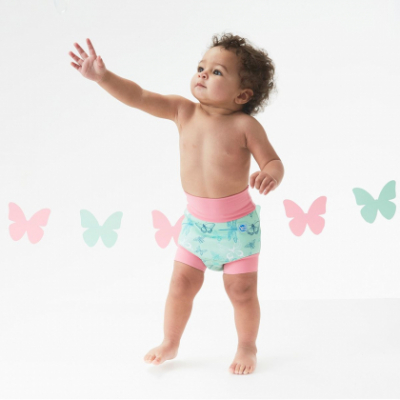 Плавки-подгузник Splash About Happy Nappy «Стрекозы»