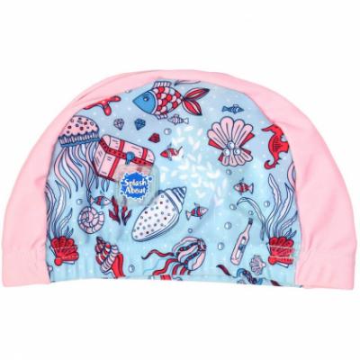 """Детская шапочка для плавания Splash About """"Морские сокровища"""""""