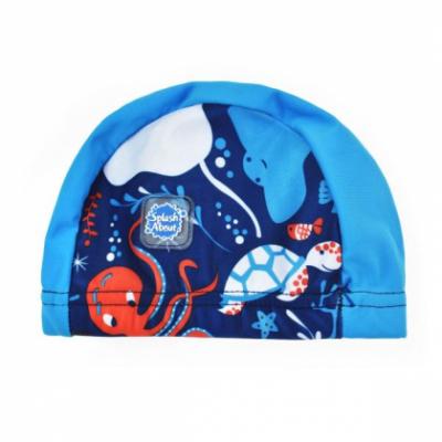 """Шапочка для плавания """"Подводный мир"""""""
