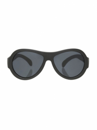 """Детские солнцезащитные очки Babiators Original Aviator """"Черные"""""""