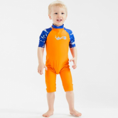 """Солнцезащитный костюм Splash About """"Акуленок"""" 3/4"""