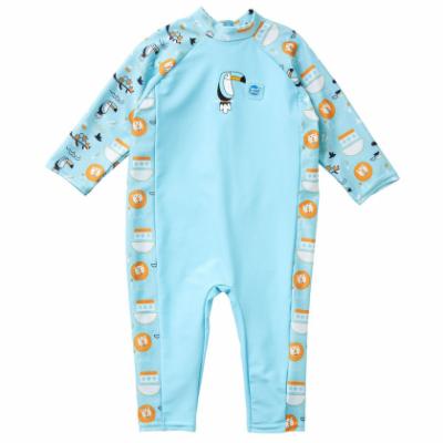 """Солнцезащитный костюм для малышей """"Зверята"""""""