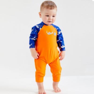"""Солнцезащитный костюм для малышей """"Акуленок"""""""