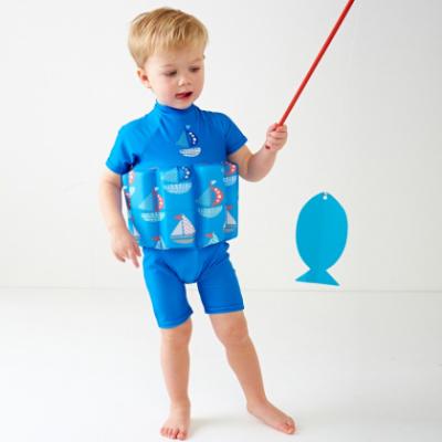 """Детский костюм-поплавок Splash About """"Кораблики"""""""