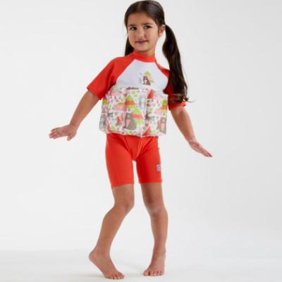"""Детский костюм-поплавок """"Лесные звери"""""""
