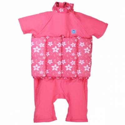 """Детский костюм-поплавок Splash About """"Розовый сад"""""""