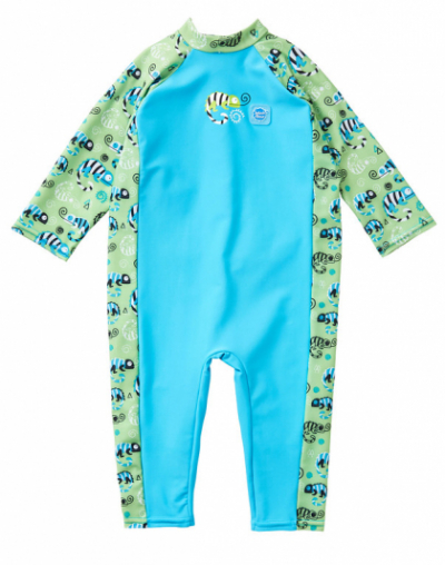"""Солнцезащитный костюм для малышей Splash About """"Геккон"""""""