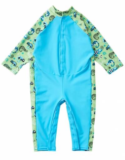 """Солнцезащитный костюм для малышей """"Геккон"""""""