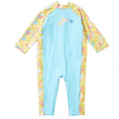 Солнцезащитный костюм для малышей