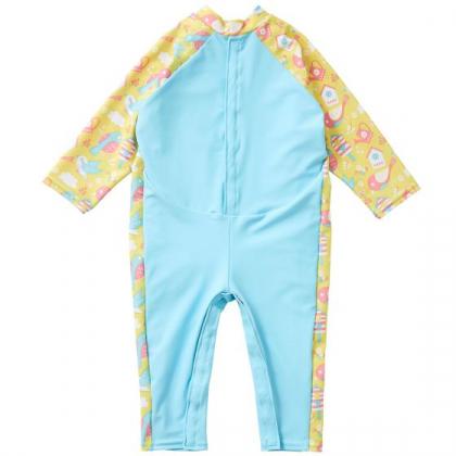 """Солнцезащитный костюм для малышей """"Птички"""""""
