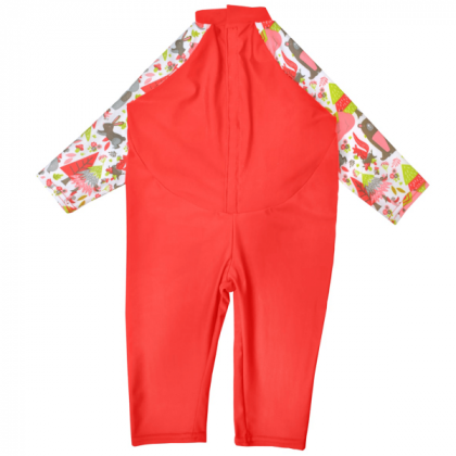 """Солнцезащитный костюм для малышей Splash About """"Лесные звери"""""""