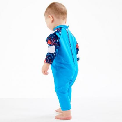"""Солнцезащитный костюм для малышей """"Подводный мир"""""""