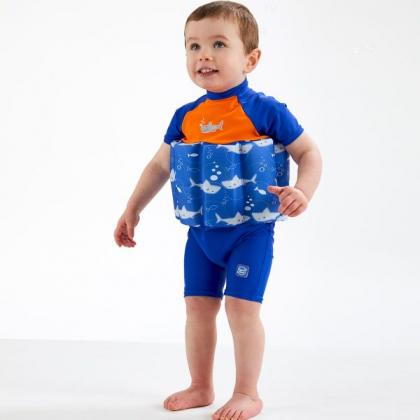 """Детский костюм-поплавок Splash About """"Акуленок"""""""