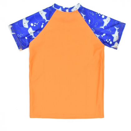 "УФ футболка Splash About ""Акуленок"""