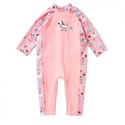 """Солнцезащитный костюм """"Розовые джунгли"""""""